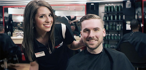 Sport Clips Haircuts of College Station - Jones Crossing​ stylist hair cut